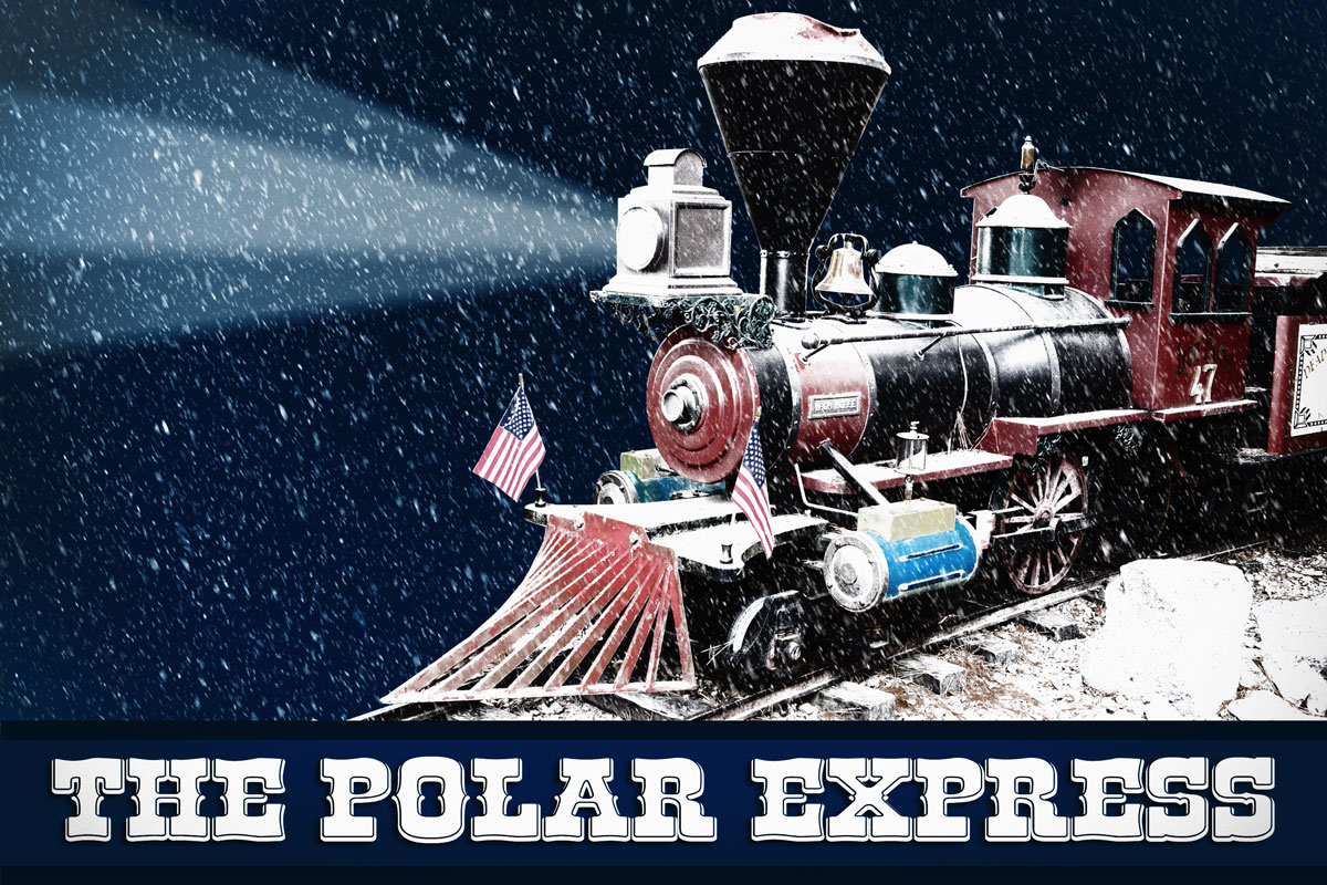 Polar Express Train Ride FPO